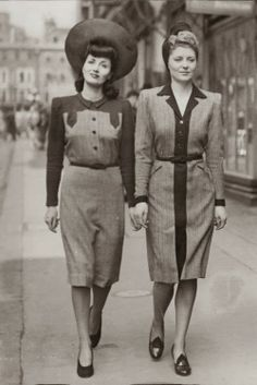 Inspiração: fotos antigas de mulheres (=