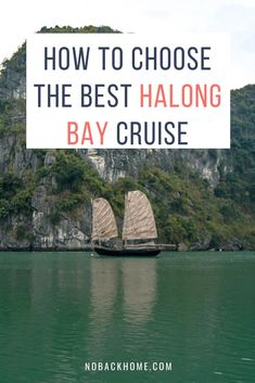 If you are visiting Vietnam, you must go to Halong Bay. There are so many options, you will need some help choosing which cruise to do. In this guide we give you all the information you will need to consider the best Halong Bay Cruises and tours. #halongbay #vietnam #luxurytravel