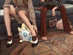 3-Campanha Gucci pelo Tumblr Pokemon&Fashion