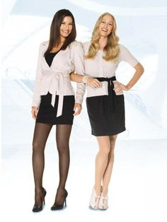 The Sigvaris Eversheer compression stockings are made with sheer, light fabric. These Sigvaris compression stockings for women are perfect for summer. Opaque Stockings, Sexy Stockings, Graduated Compression Stockings, Flats With Arch Support, Canada, Work Looks, Womens Fashion, Model, How To Wear