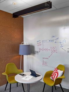 Hudson Rouge Office by M Moser Associates - Office Snapshots