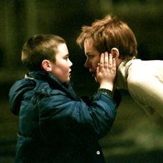 """""""Birth"""" 2004 USA-UK, by Jonathan Glazer , with Nicole Kidman 37-y , Cameron Bright  11-y ///  Anna, dopo la morte di suo marito Sean, ha ritrovato la felicità ma  alla festa di fidanzamento, arriva nella sua casa un ragazzino che sostiene di essere la reincarnazione  di Sean, il marito morto dieci anni prima  e lei inizia a credergli, convinta dai ricordi del nuovo Sean e dalla speranza di ricreare l'antico rapporto, mai dimenticato. /// Reincarnation-husband  ._"""