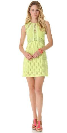 Nanette Lepore All Night Dress