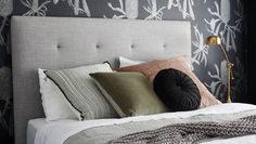 Bedrooms are such an important space in our homes: a place to relax and unwind at the end of the day, somewhere to read and recharge.