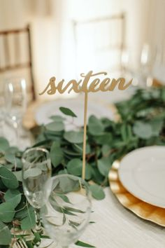 Reception Wedding Inspiration - Style Me Pretty