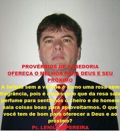 OFEREÇA O MELHOR PARA DEUS E O SEU PRÓXIMO