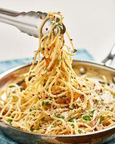 Spaghetti Aglio e Olio | Kitchn