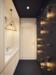 Traditionalul se imbina cu modernul intr-un apartament functional - imaginea 15
