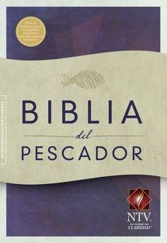 Biblia del Pescador NTV, Tapa Dura (NTV Fishers of Men Bible, Hardcover)