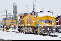 RailPictures.Net Photo: UP 7724 Union Pacific AC45CCTE at Denver, Colorado by BUFFIE