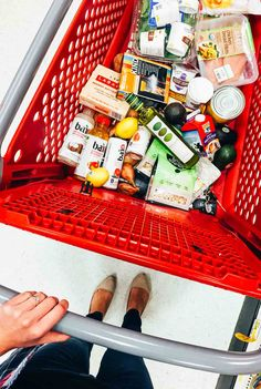 24 Healthy Groceries You Need To Try From Target