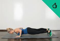 Push-Up  #fitness #workout http://greatist.com/move/moves-anyone-can-do