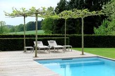gartenplan mit pool, gartenplan esken & hindrichs gmbh (gartenplanesken) on pinterest, Design ideen
