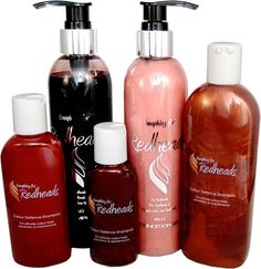 Colour Depositing Shampoo for Red Hair: New Product Alert