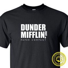 a01fa86c8267a0 Dunder Mifflin T-Shirt The Office Dwight