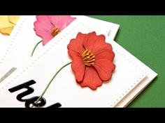 Video: Die Cut Shading + Blog Hop - Jennifer McGuire Ink