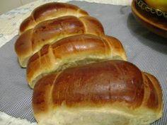 Receita de Pão caseiro da Dinda - Tudo Gostoso