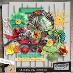 Oh Happy day - Elements