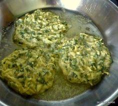 DE GULLE AARDE: brandnetel-aardappelkoek