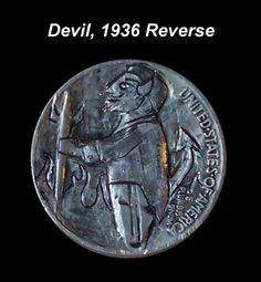 Adam Leech - Devil 1936, Reverse