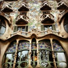 Casa battló - @ibbanez- #webstagram