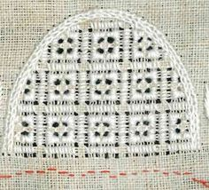 Filling Pattern – No. Hand Embroidery Stitches, White Embroidery, Embroidery Techniques, Embroidery Patterns, Drawn Thread, Thread Work, Textures Patterns, Color Patterns, Filet Crochet
