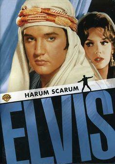 HARUM SCARUM (DVD, 2007 Widescreen)  Elvis Presley / Mary Ann Mobley BRAND NEW