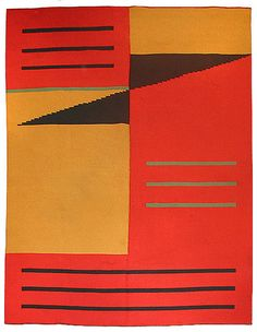 French Art Deco Rug, circa 1930