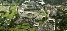 Wimbledon....no strawberries and cream that day :-(