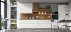 cucine moderne stosa - modello cucina infinity 02
