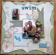 Swim - Scrapbook.com