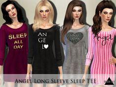YA/A/Teen Found in TSR Category 'Sims 4 Female Sleepwear'