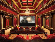 1000 Images About Screening Room Home Theatre On