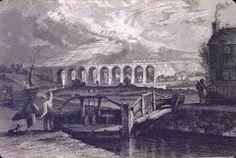 Sankey Viaduct, Newton-le-willows