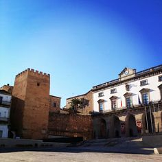 Caceres, Spain.