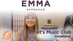 Harriet's Music Club Compilation - pbly.co/EAhmcc