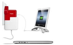 Twelve South PlugBug, añade un puerto USB al cargador de tu MacBook