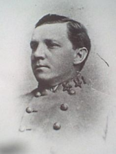 William Paul Roberts (July 11, 1841-March 28, 1910) was a brigadier general in the Confederate States Army during the American Civil War. He was the youngest Confederate general officer to serve in the War. According to tradition, General Robert E. Lee presented Roberts with Lee's personal gauntlets in recognition of Roberts' distinguished service. He continued the command of his brigade at the Battle of Five Forks, & eventually surrendered at the Battle of Appomattox Court House, 1865.