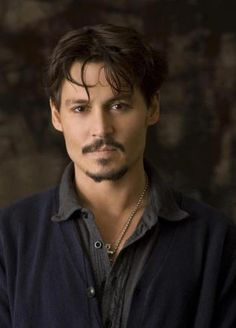 Johnny Depp, one of the worlds most beautiful men to be sure, but for me he had to mellow with age a bit. So, johnny dee Jonny Deep, Most Handsome Actors, Handsome Man, Tv Star, Here's Johnny, Johnny Depp Beard, Johnny Depp Haircut, Beat Generation, Hommes Sexy