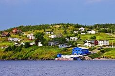 newfoundland fishing village
