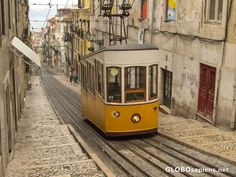 Lisboa, Portugal - Walked by here but never went on the tram.