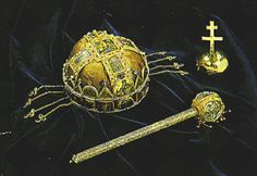 Hungary - more then 1000 year old state in the heart of Europe Royal Crowns, Royal Jewels, Crown Jewels, Globus Cruciger, Saint Stephen, Heart Of Europe, Roman Emperor, Christian Art, Middle Ages