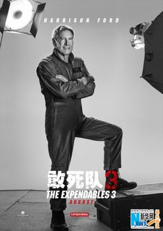 """Expendables 3"" blasts onto American screens in August and makes its way to China later that month.  The original cast from the two previous ""Expendables"" are back, as Sylvester Stallone, Jason Statham, Jet Li, Dolph Lundgren, Randy Couture, Terry Crews, and Arnold Schwarzenegger all star in the film. The murderers' row is accompanied by an all new arsenal of actors for this third instalment."