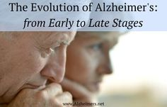 The Evolution of Alzheimer's: From Early to Late Stages