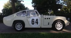 1965 Austin-Healey Le Mans  - LE MANS LENHAM GT COUPE H-Zulassung