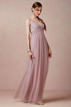 dreamy bridesmaids dress by bhldn
