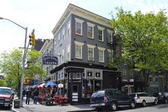 The White Horse Tavern in New York's Greenwich Village has served as a watering hole for dozens of literary luminaries.
