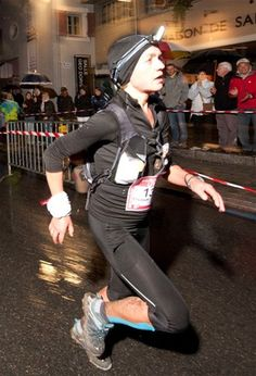 Motivational tips for long distance running from ultra runner Lizzy Hawker