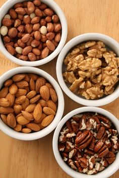 Mmm nuts.