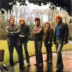 The Moody Blues- It's criminal that the Rock Hall doesn't induct this fine group of musicians.